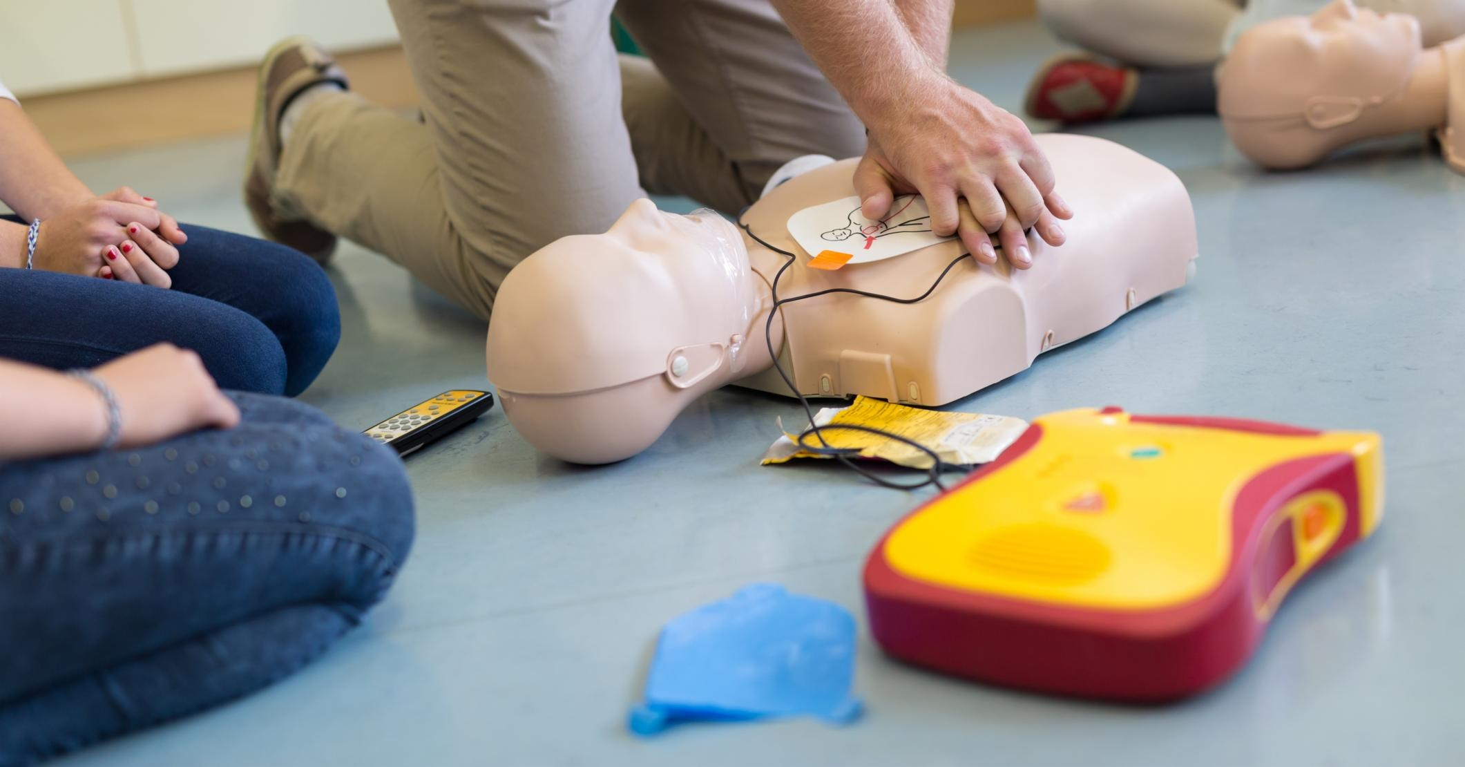 CPR / AED Certification Class